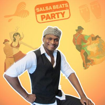 23/10 Salsa Beats с Марселем Газрдом!