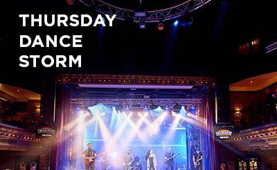 Thursday Dance Storm