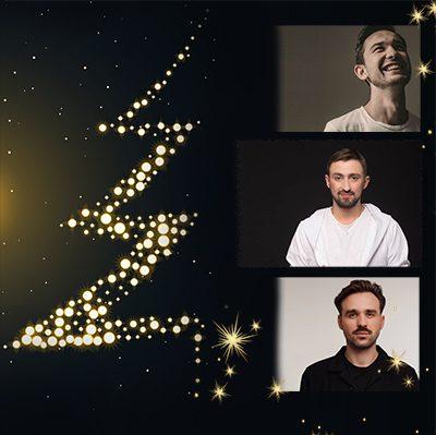 14 грудня 19:00, Double Comedy Show
