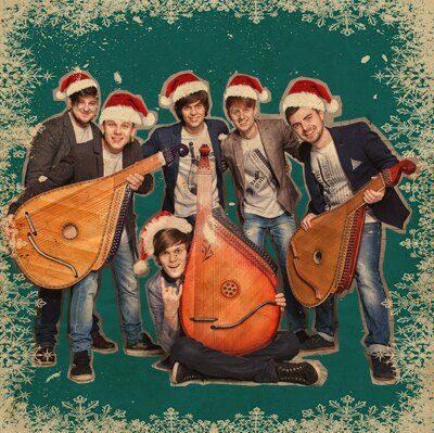 Різдвяне бандурне шоу. Шпилясті кобзарі