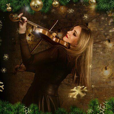 «Щасливого Різдва» STEBELSKA & Barvy Project band