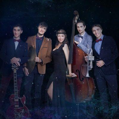 Джазовий понеділок. TOMPSONS Band