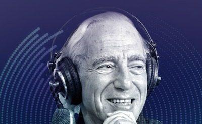 """Легендарний радіоведучий журналіст """"Бі-бі-сі"""". Сєва Новгородцев"""