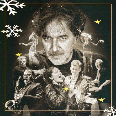 Джаз для дорослих з Олексієм Коганом.Happy New Year