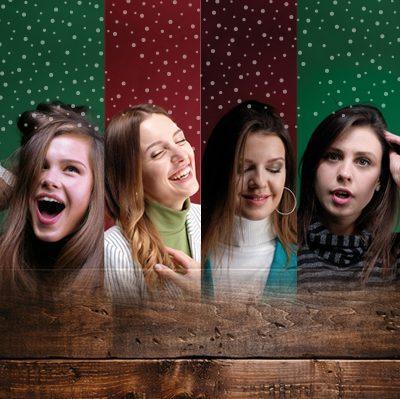 United people. Різдвяні пісні у виконанні A cappella
