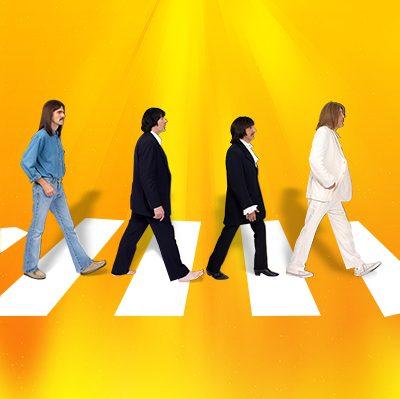 The Beatles Tribute. Liverpool Legends (UK)